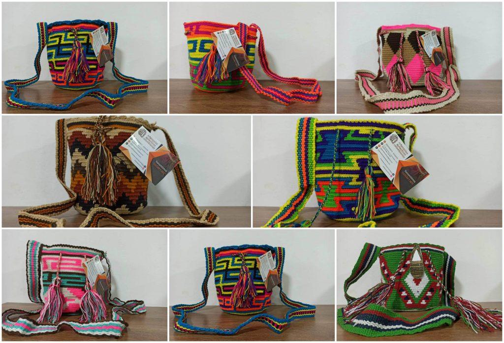 Mochilas Wayuu Pequeñas